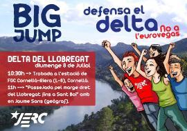 Cartell del Big Jump 2012 de les JERC