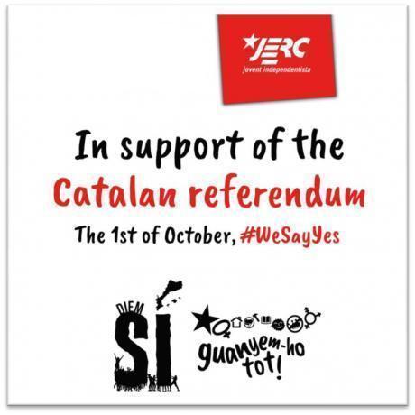 Manifest internacional de suport al referèndum de l'1 d'octubre