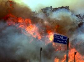Imatges dels incendis