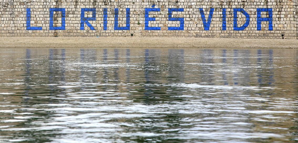 """""""Lo riu és vida"""""""